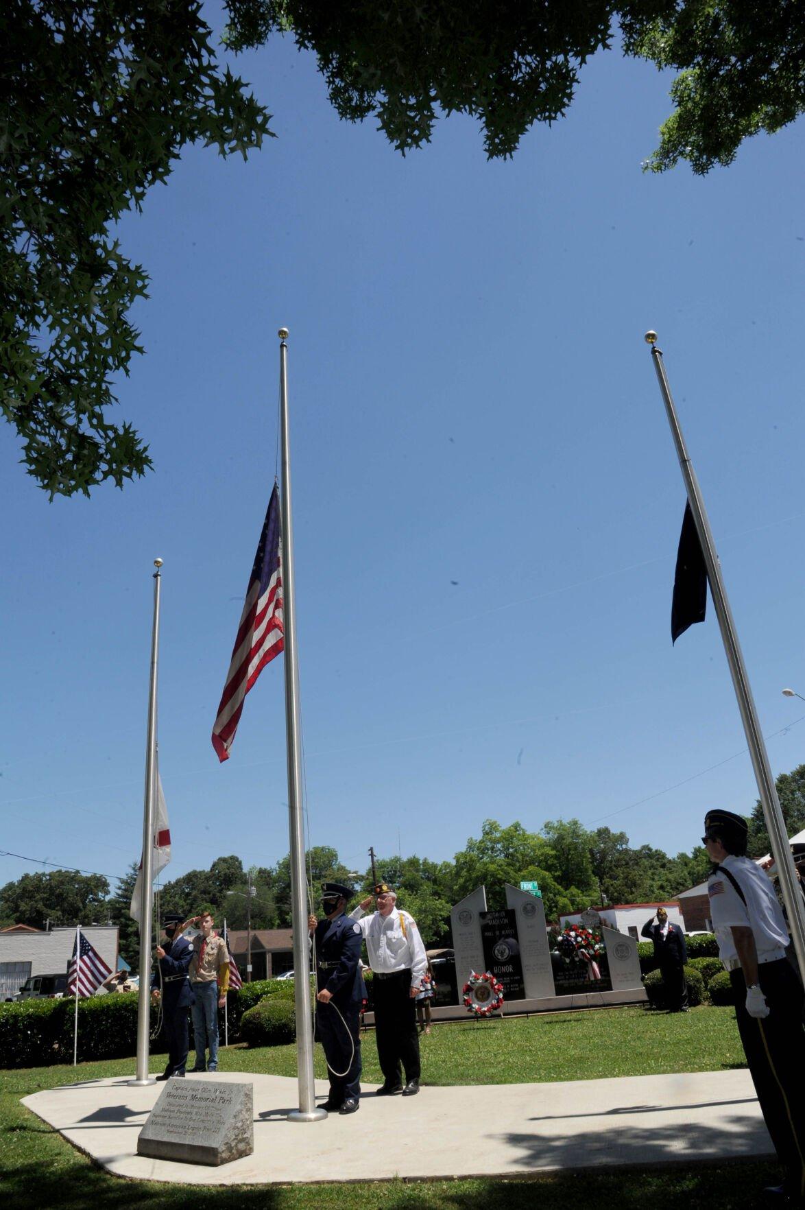 Madison Memorial Day Ceremony