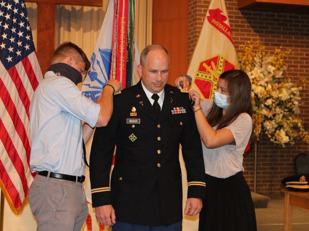 Chaplain promoted 1 applying rank.jpg