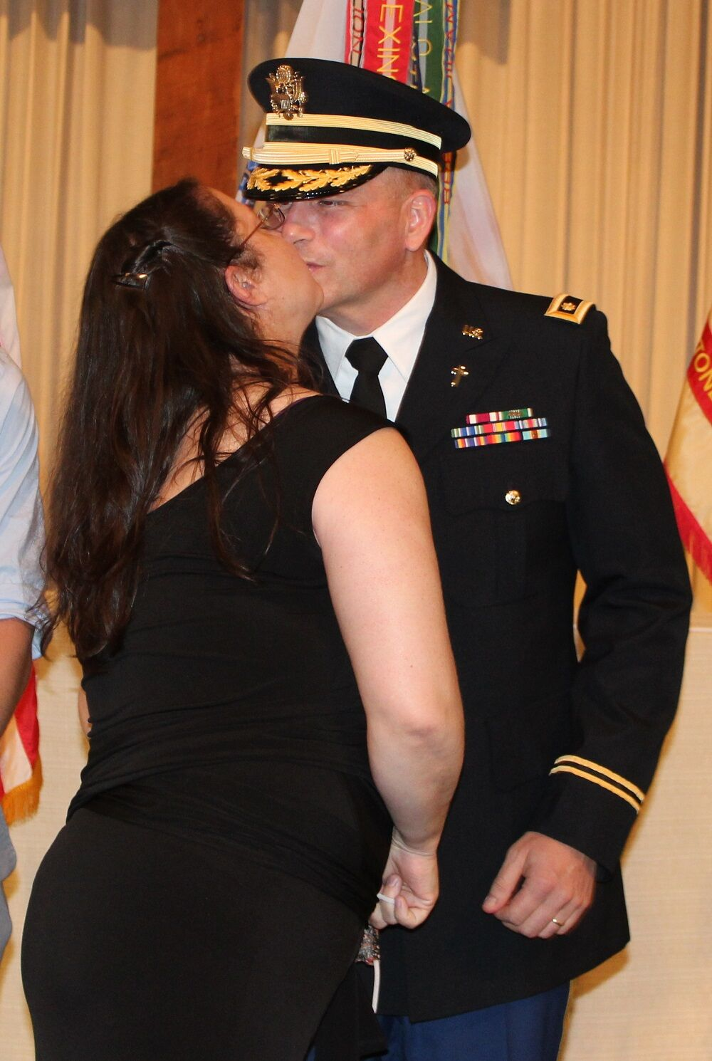 Chaplain promoted 2 kiss.jpg