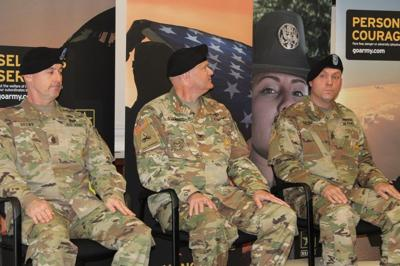 Command sergeant major joins battalion | Military Scene