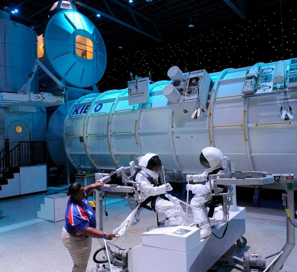 U.S. Space Camp Training Floor