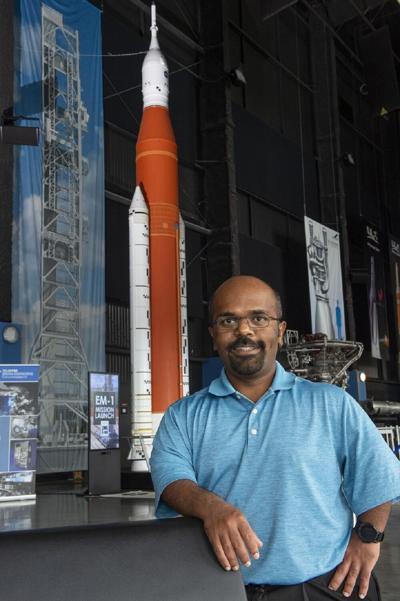 Harsha Rayapati for Faces of NASA