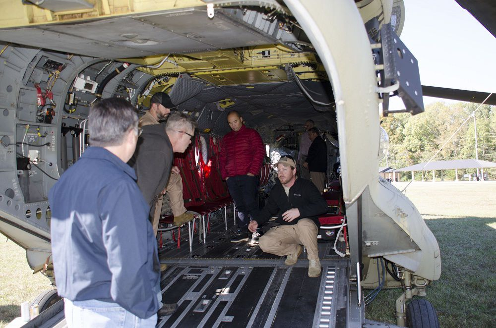 Aviation 1 group in helicopter CH-47.jpg