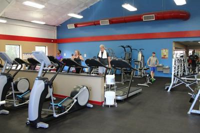 Scott Fitness Center exercises around the clock | News