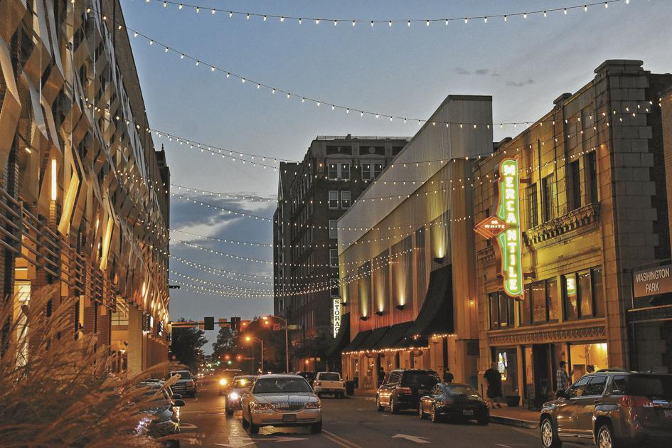 Enjoy A Relaxing Staycation In Downtown Huntsville News