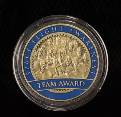 Space flight team awards.jpg