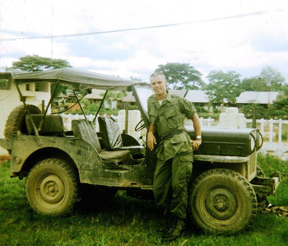 Vietnam veteran Byron Reed 2 in field.jpg