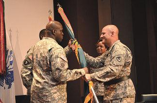 ECC senior enlisted Soldier
