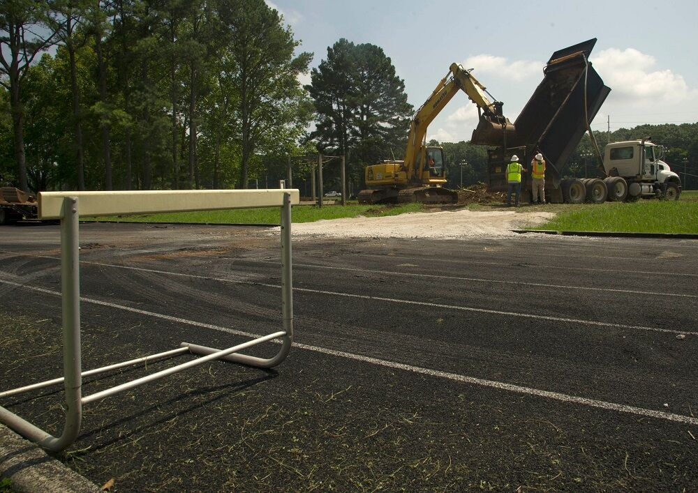 Patton Road track upgrade represents game changer