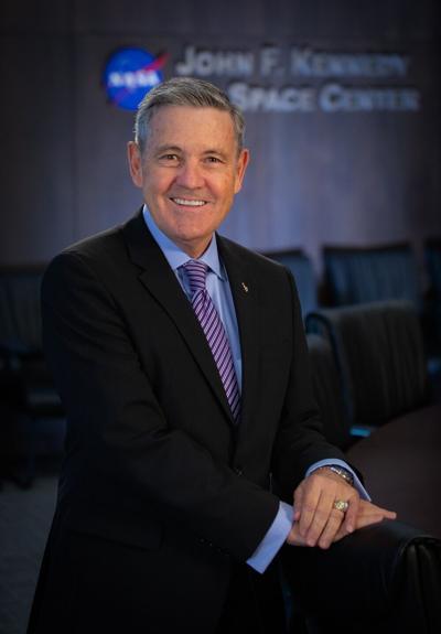 Center Director Portrait for Annual Report