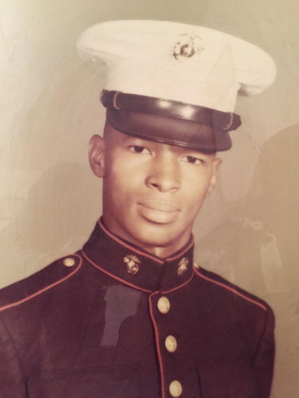Vietnam vet Matt Scruggs 1 Marine.jpg