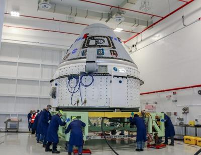 Starliner test