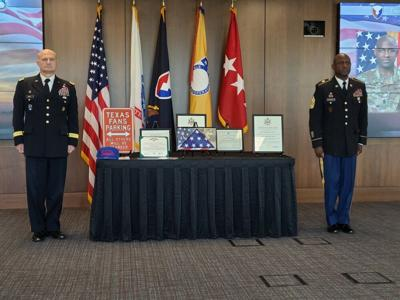 USASAC's CSM retires after 33 years