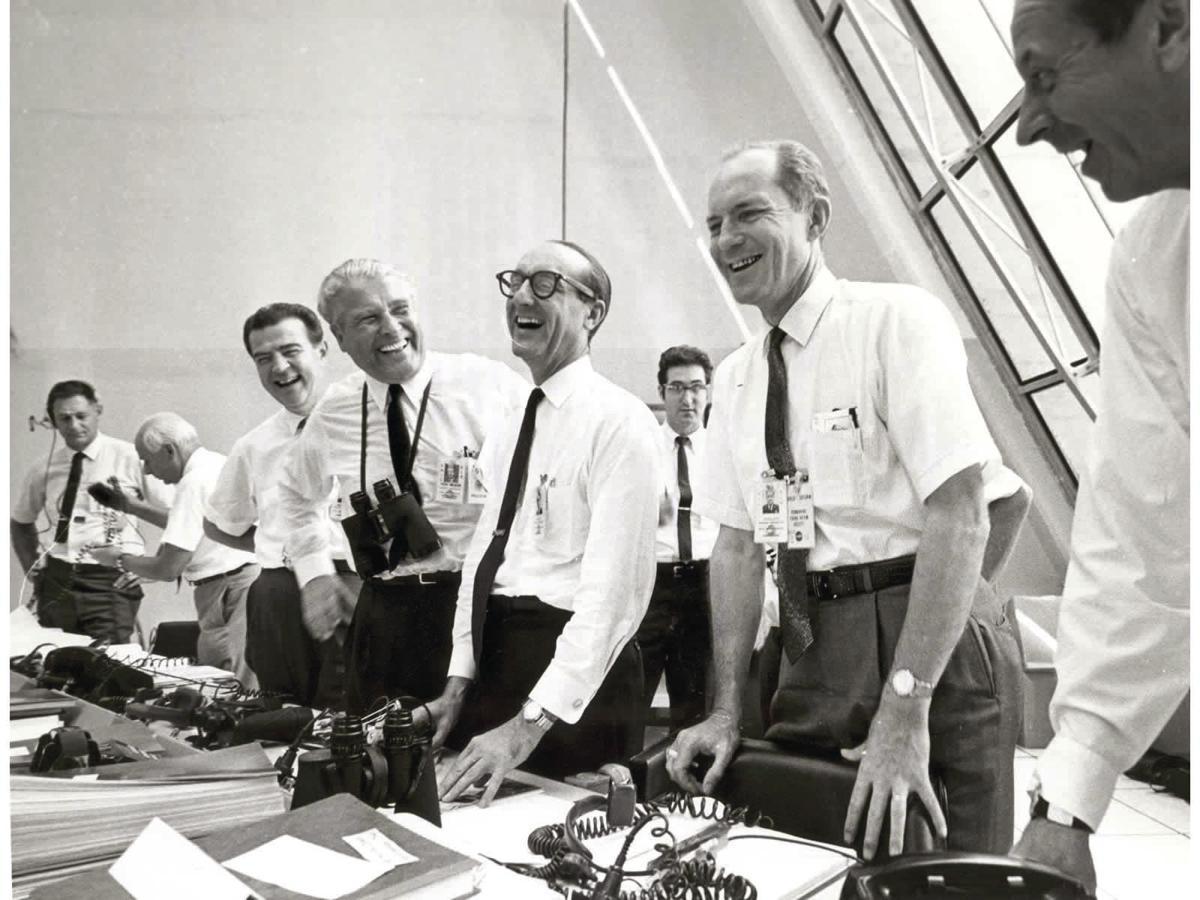 Apollo Margrit von Braun 2