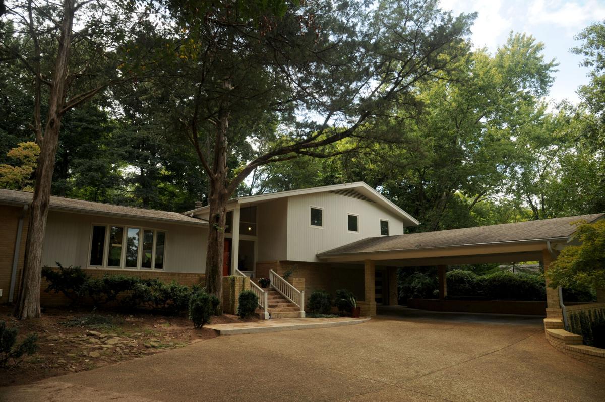 Von Braun's original home lives in Huntsville