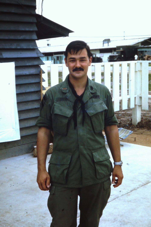 Vietnam veteran Joe Stevens 2 Soldier.jpg