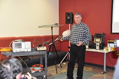 Huntsville Center to offer electromagnetic pulse training