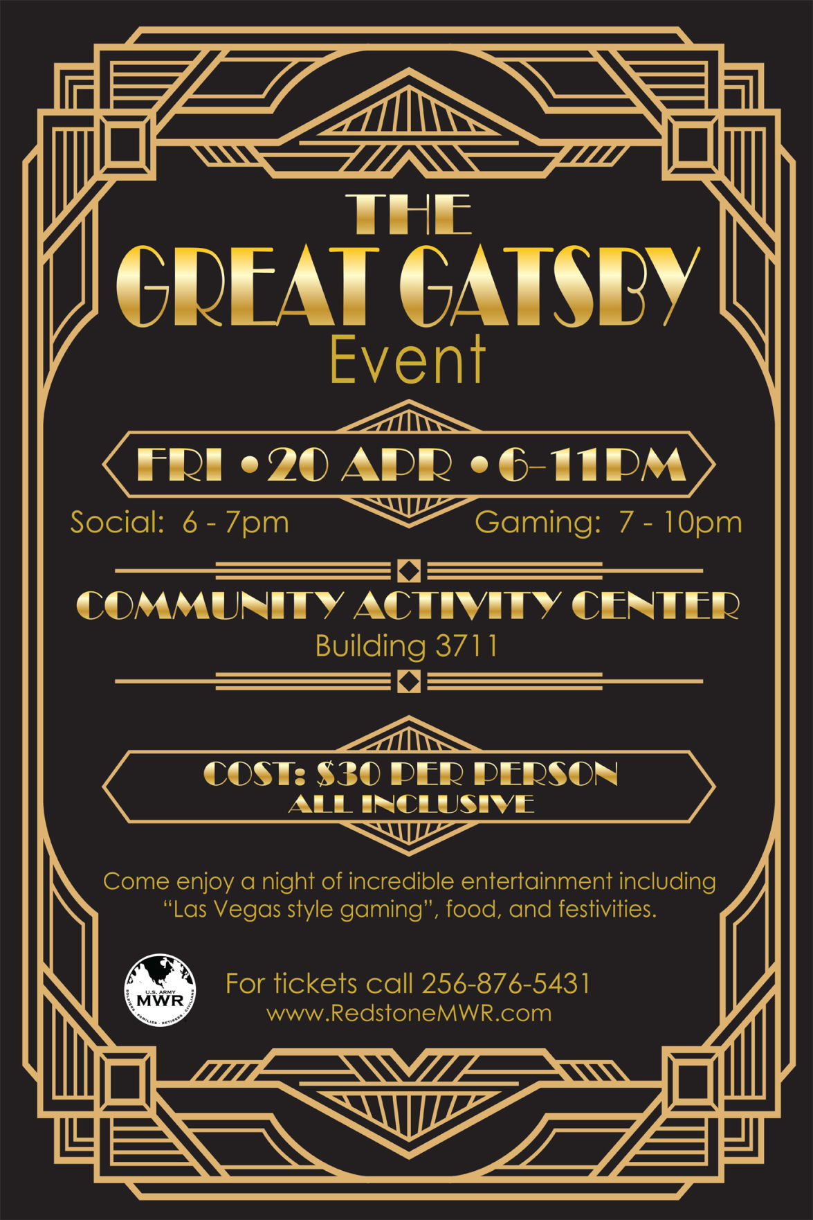 Roaring \'20s party promises great time   News   theredstonerocket.com