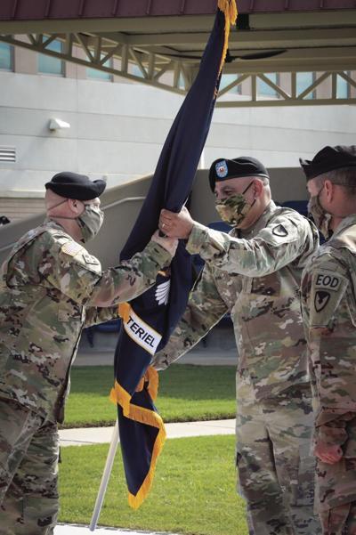 AMC command sergeant major arrives.jpg