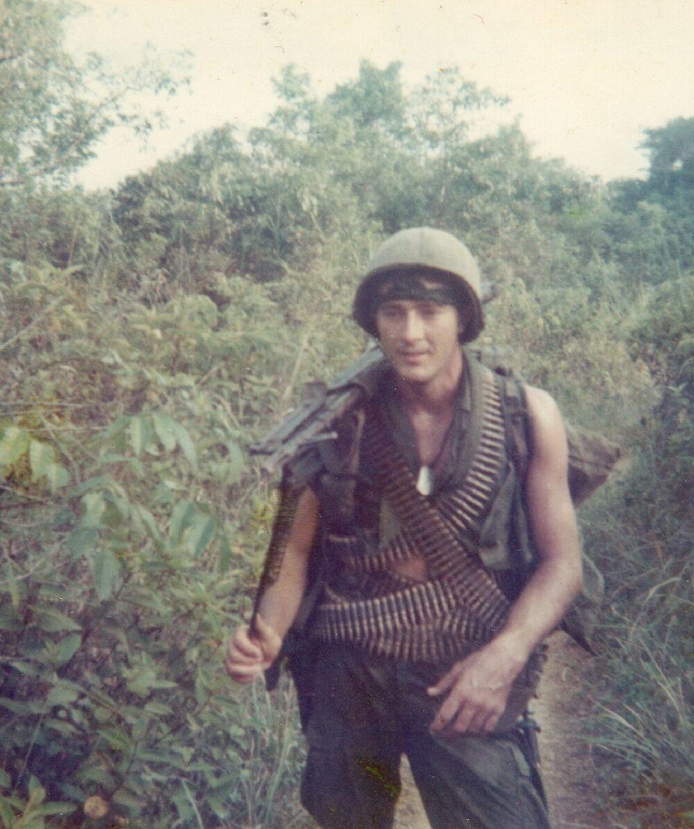 Vietnam veteran John Barnard 2 in Nam.jpg