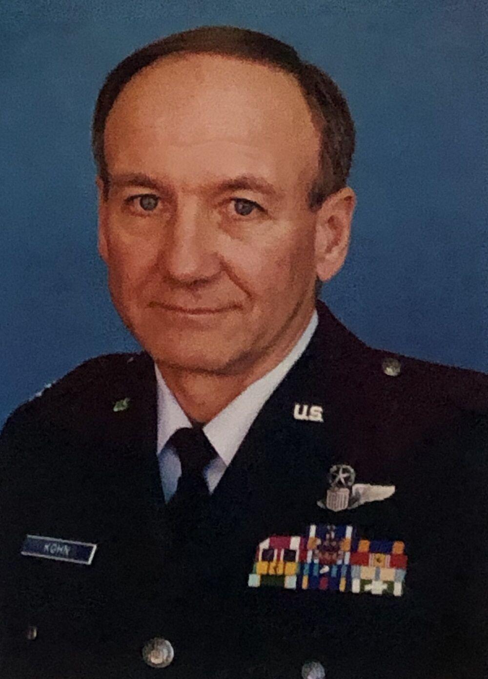 Vietnam vet George Kohn 2 colonel closeup.jpg