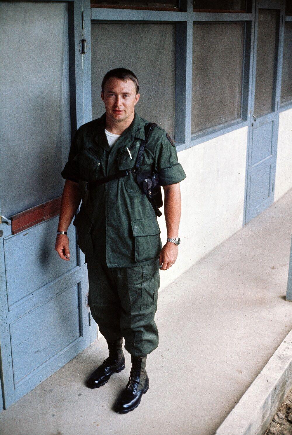 Vietnam veteran John White 2 Soldier.jpg