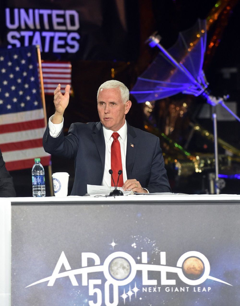 VP Pence 1 at podium.jpg