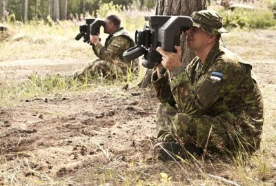 On Target: US paratroopers demonstrate power, precision of TOW, Javelin