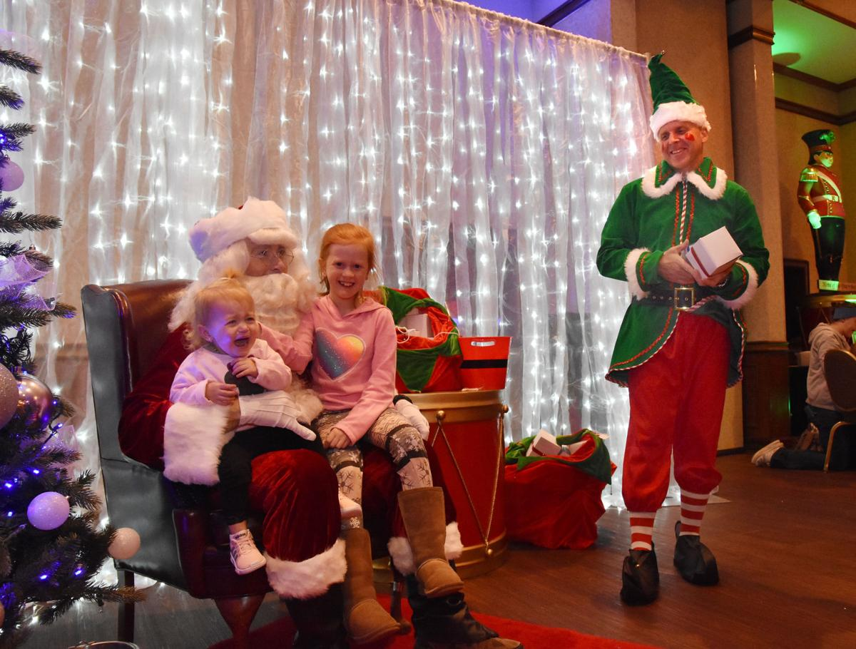 Polar Party ushers in holiday spirit on post
