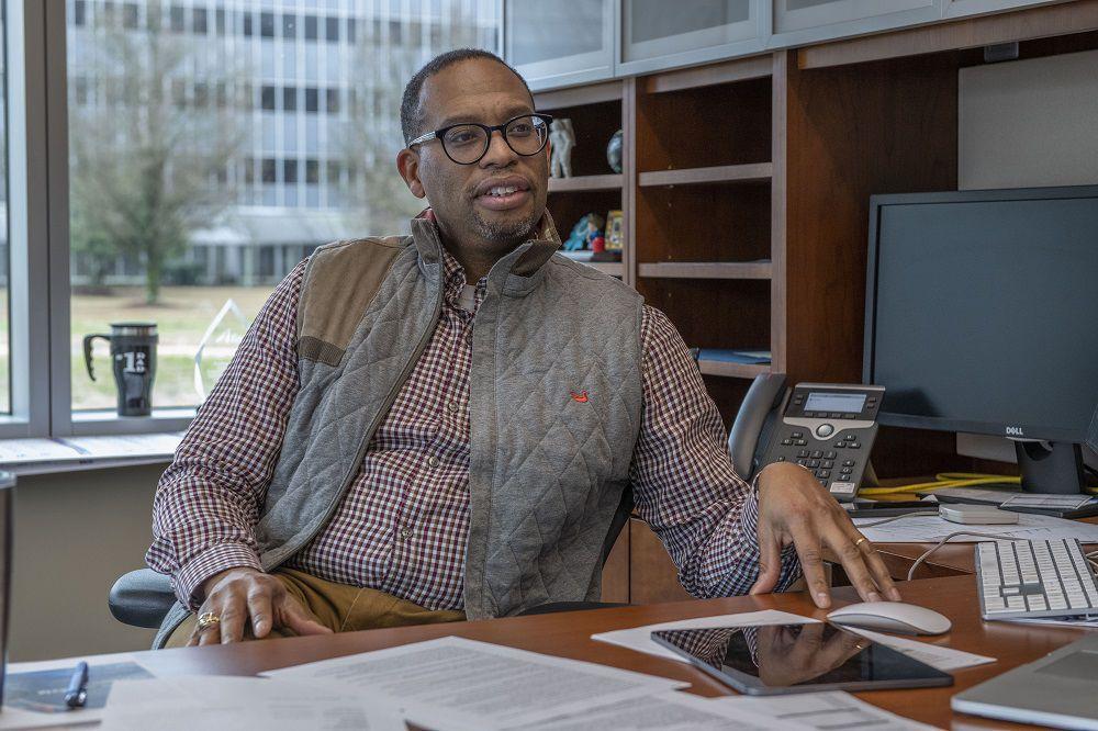 PAO Interview with Reginald Alexander