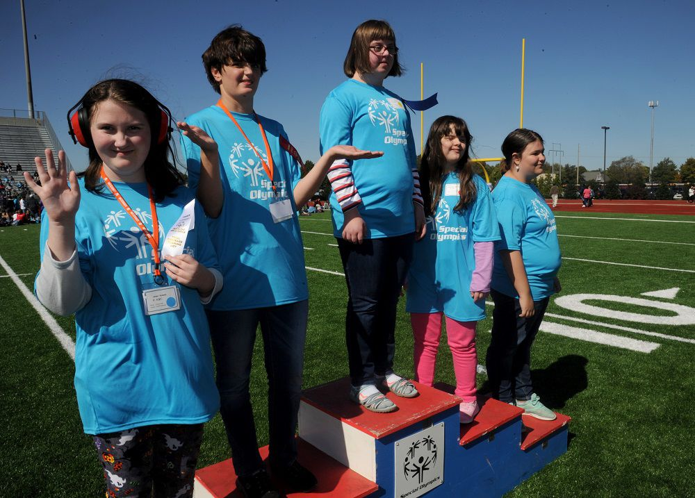 Special Olympics 2 group on podium.jpg