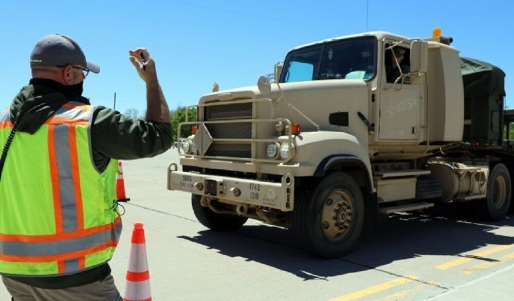National Guard, Reserve exercise real-world missions