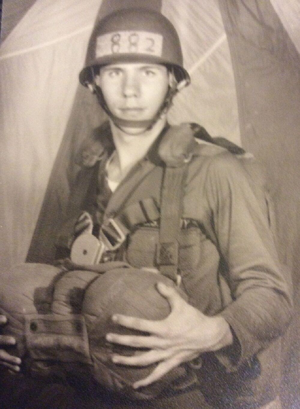 Vietnam vet John Kennedy 2 Soldier.jpg
