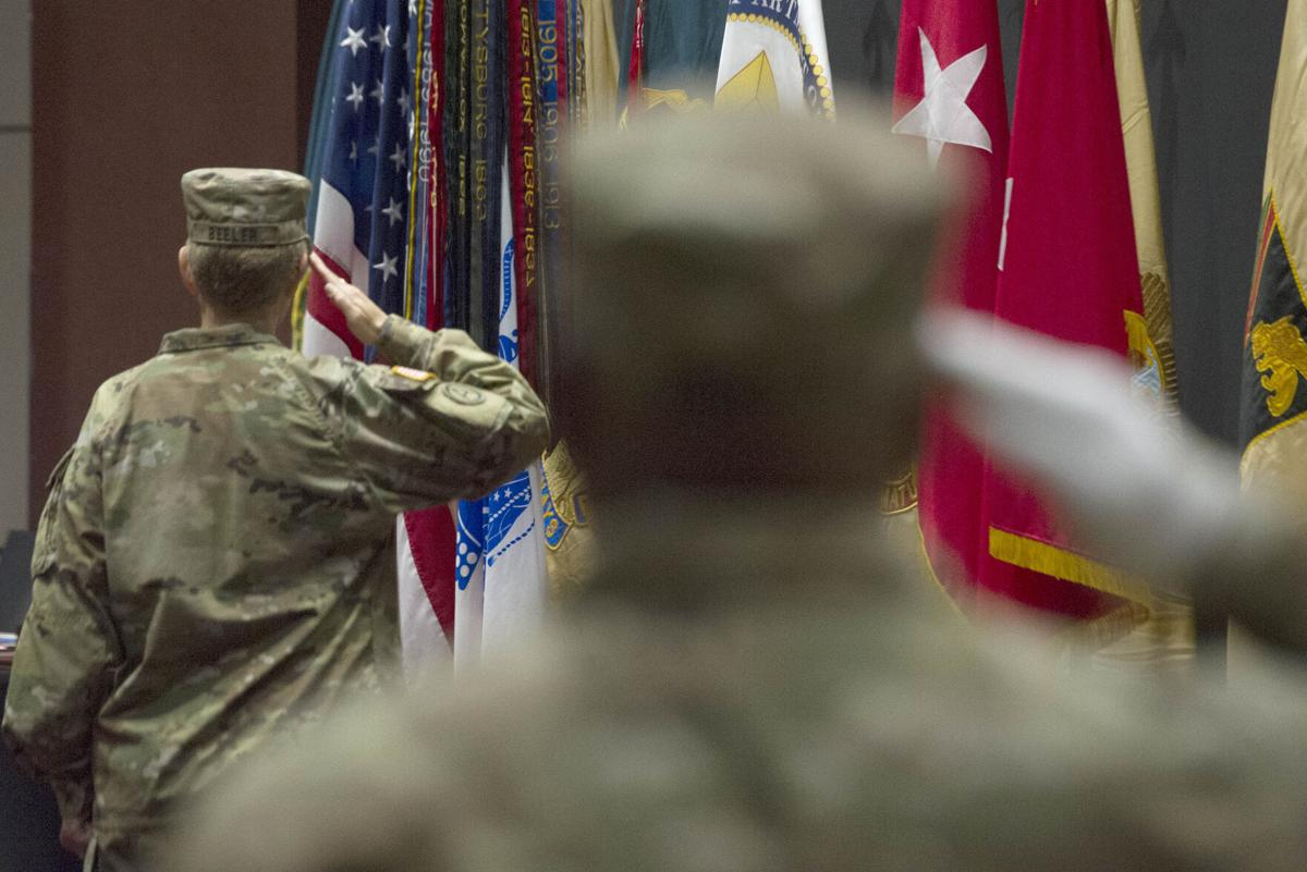 U.S. Army Contracting Command Change of Command and Retirement Ceremony