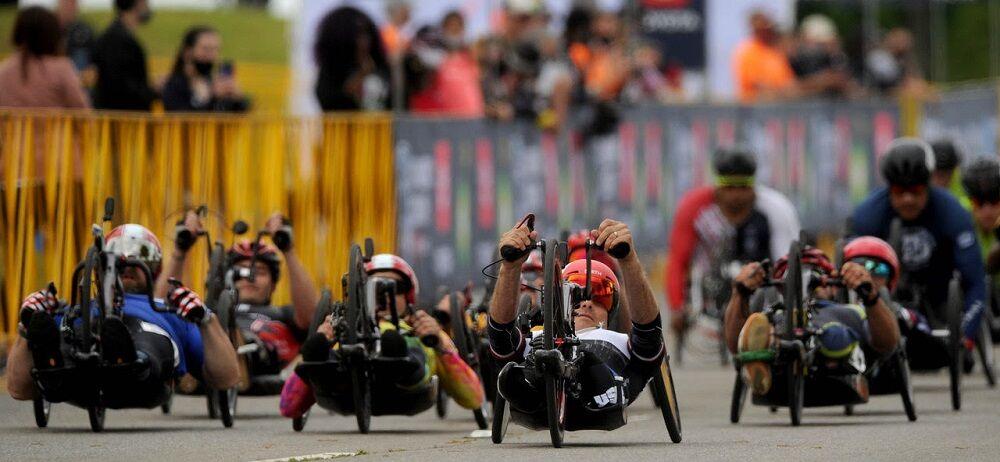 Paralympic 2 reclining cycles.jpg