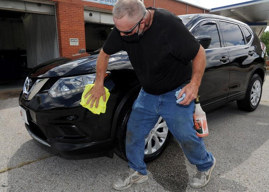 Car Detailing Store staff focus on details | News