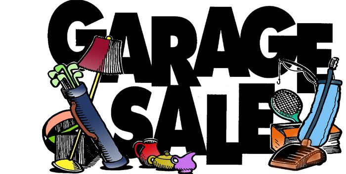 Garage Sale ~ Friday & Saturday (June 14 &15th) image 1