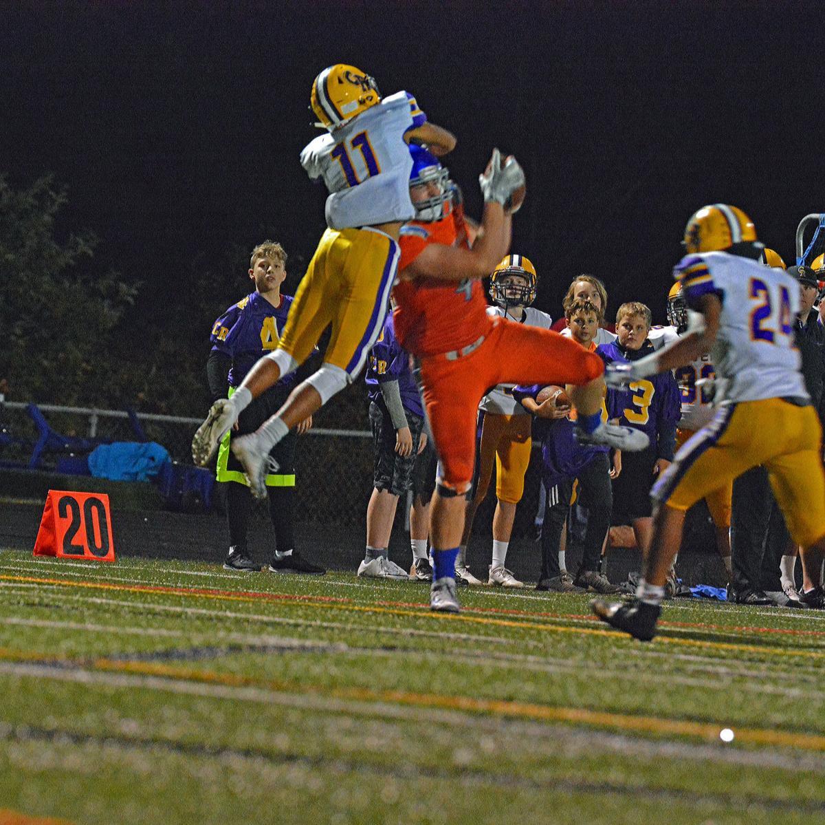 Brock Harrison catch