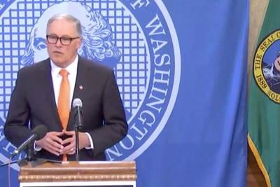 Inslee extends 'stay home' order; Virus peak currently predicted to be April 11 in Washington