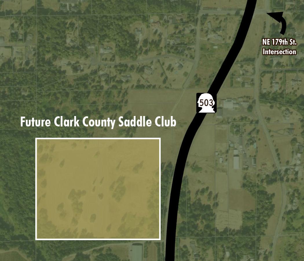 saddle club map