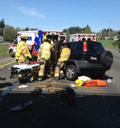 Motorcyclist dies in I-5 crash | News | thereflector com