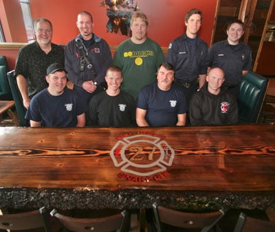 Battle Ground Fire Station Gets New And Unique Dining
