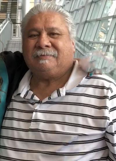 Jose Arnulfo Palomo: 1948-2020