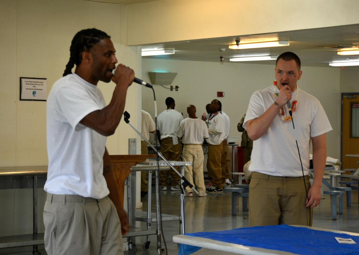 Larch Corrections Center Celebrates Juneteenth News