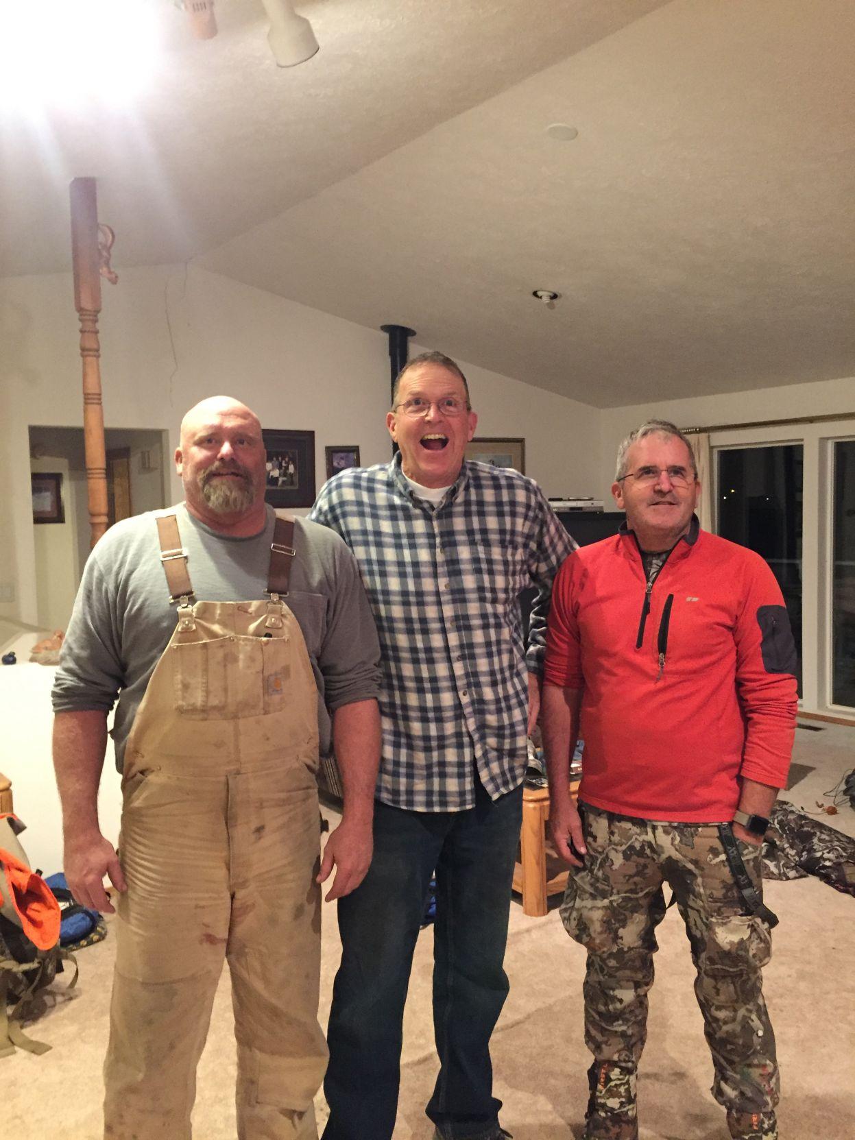 Todd, Dan and Larry