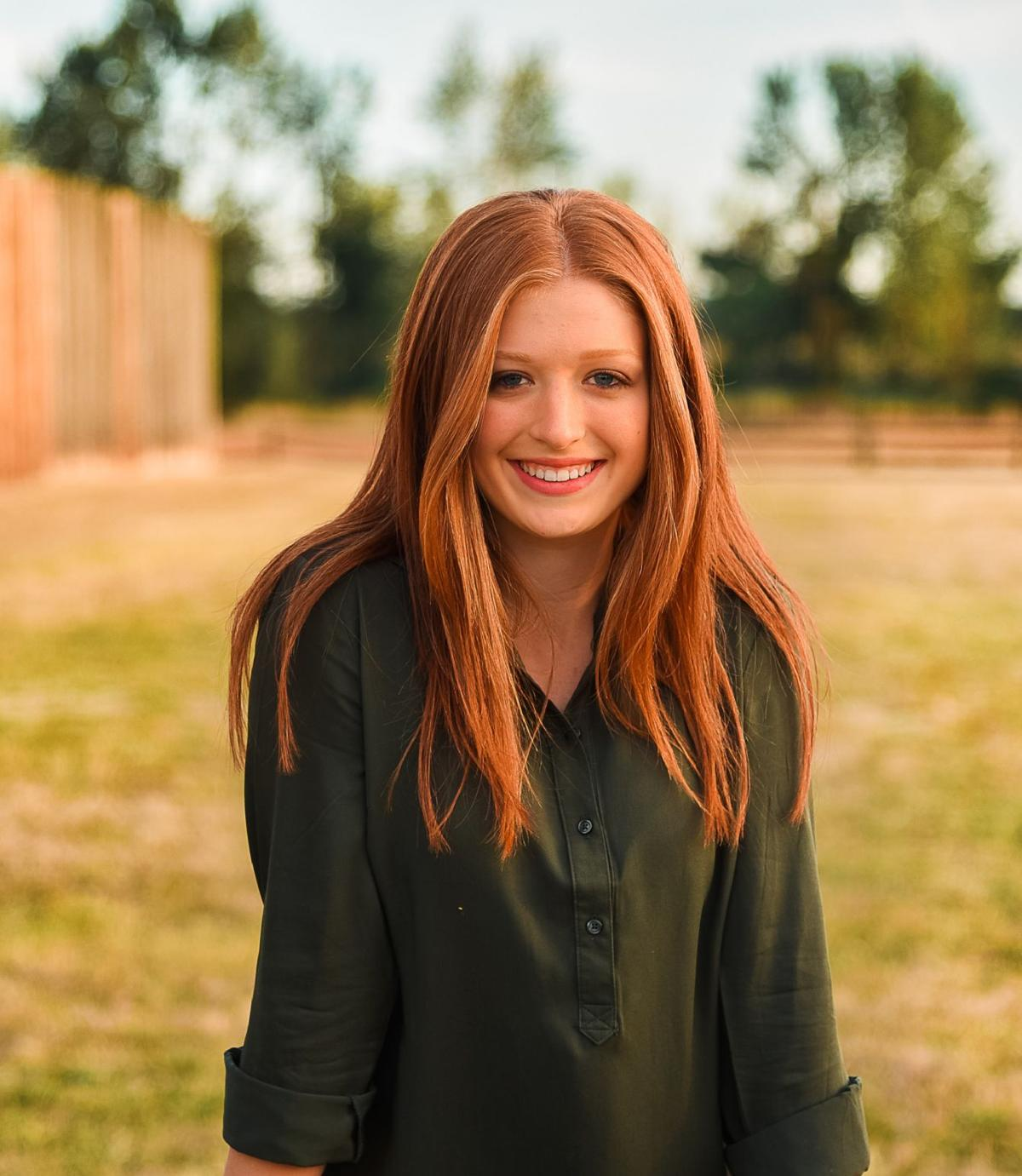 Rachel Johnson, Valedictorian