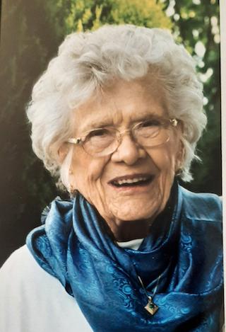 Betty Lorraine Gardner