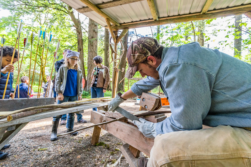 Annual Country Life Fair Draws Visitors To Pomeroy Farm