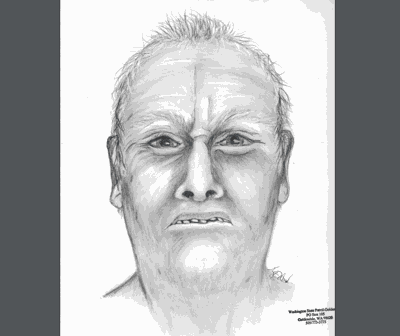 Clark County Medical Examiner releases sketch in hopes of identifying man found dead