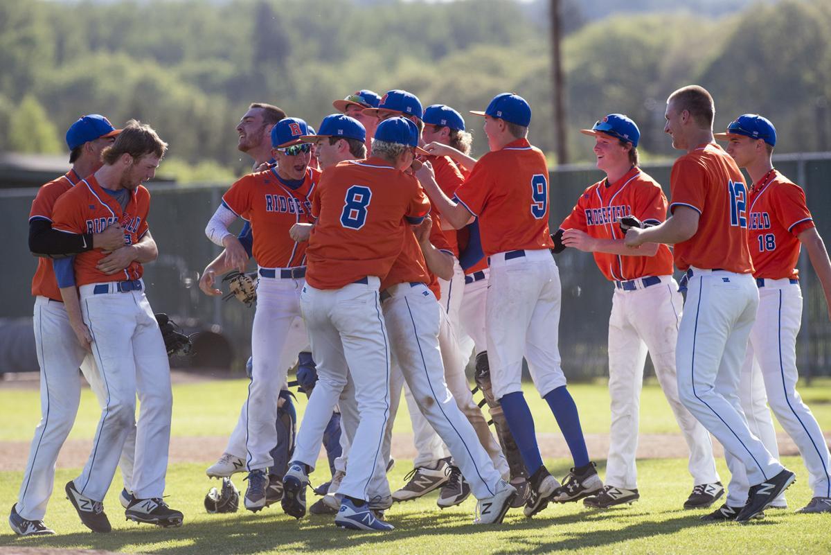 District 4 2A Baseball Tournament Semifinals: W.F. West vs. Ridgefield (May 8, 2019)